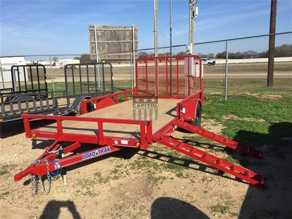 2018 Load Trail SB8314 Utility Trailer in Ashburn, VA