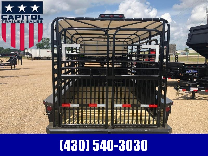 2018 Delco Trailers GB6816270 Livestock Trailer in Ashburn, VA