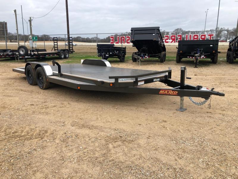 2019 MAXXD N5X - 5 Tubing Car Hauler Car / Racing Trailer