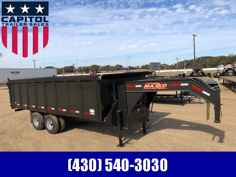 2019 MAXXD DDX - 96 Tandem Dual Dump Dump Trailer