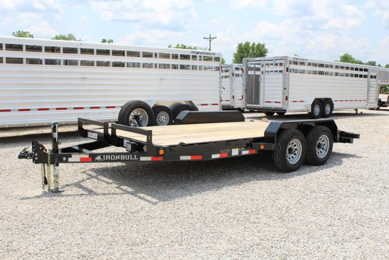 2019 Norstar ETB8316052 Equipment Trailer in Rector, AR