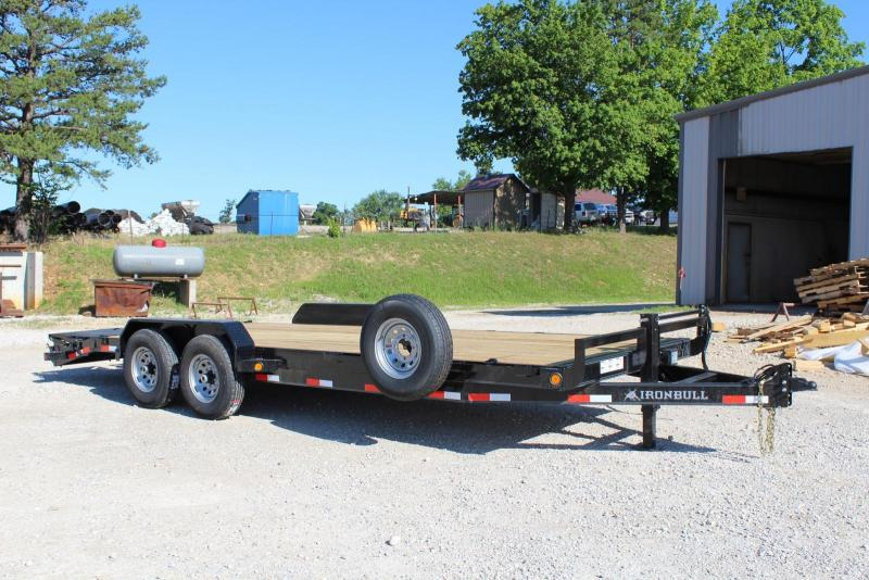 2019 Norstar ETB8322072 Equipment Trailer