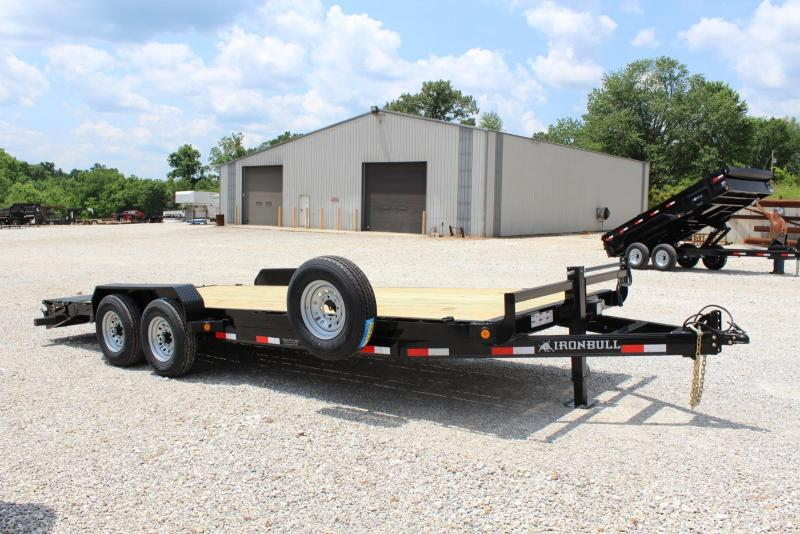 2019 Norstar ETB8322072 Equipment Trailer in Rector, AR