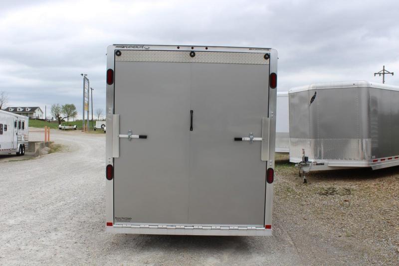 2020 Featherlite 1610-6716 Enclosed Cargo Trailer