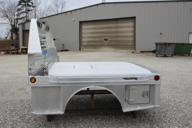 2019 Hillsboro Industries 3500 Truck Bed