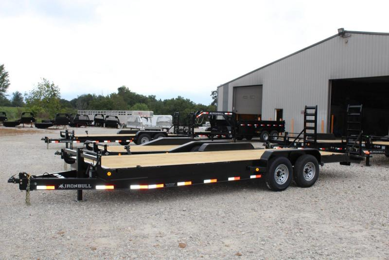 2018 Norstar ETB8324072 Equipment Trailer
