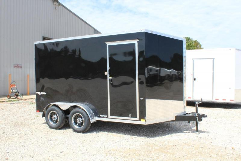 2020 Formula FSCDA7.0X12TE2 Enclosed Cargo Trailer