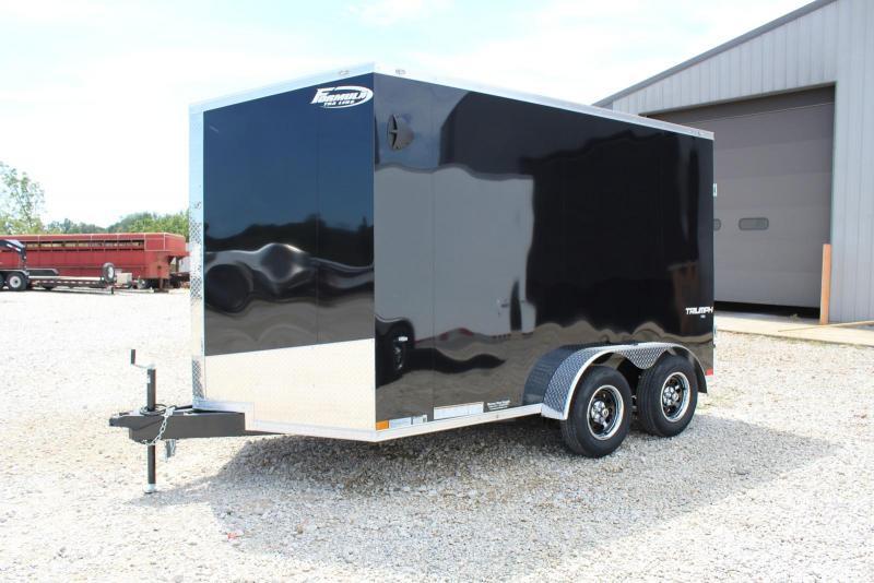 2020 Formula FSCDA7.0X12TE2 Enclosed Cargo Trailer