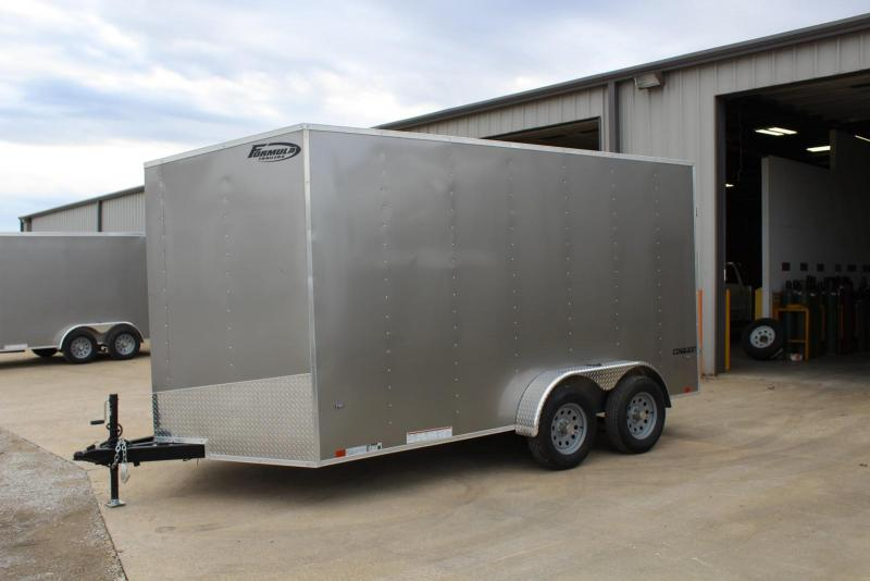 2019 Formula Trailers CONQUEST Enclosed Cargo Trailer in Ashburn, VA