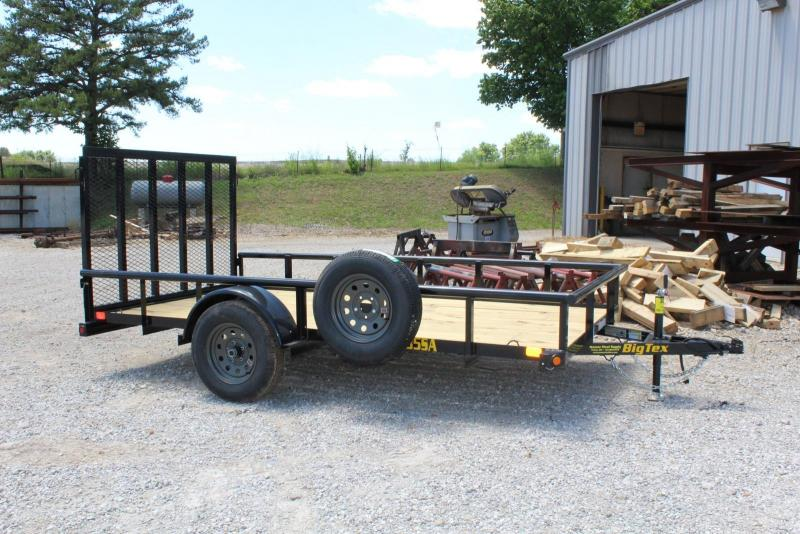 2020 Big Tex Trailers 35SA-12BK4RG Utility Trailer in MO