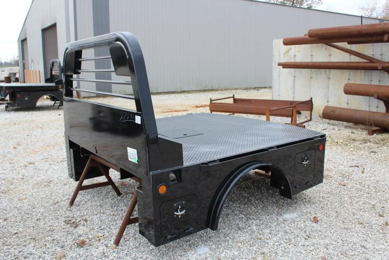 2019 Norstar ST Bed Truck Bed