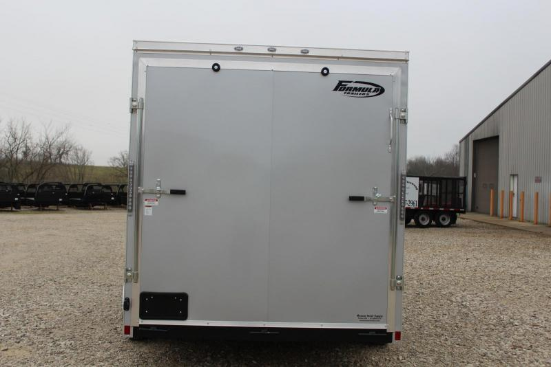 2019 Formula Trailers FSCBC7.0X16TE2 Enclosed Cargo Trailer