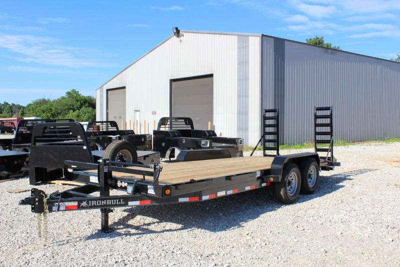 2018 Norstar ETB8320072 Equipment Trailer
