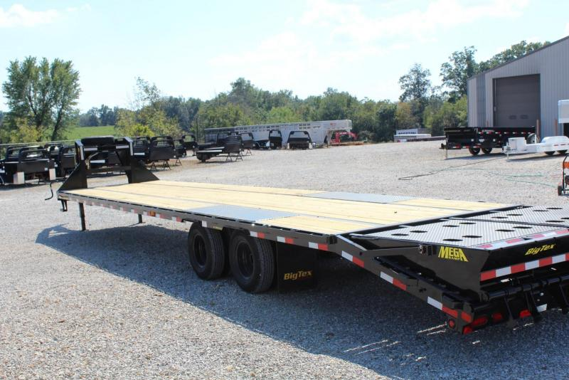 2019 Big Tex Trailers 22GN-35BK5MR Flatbed Trailer