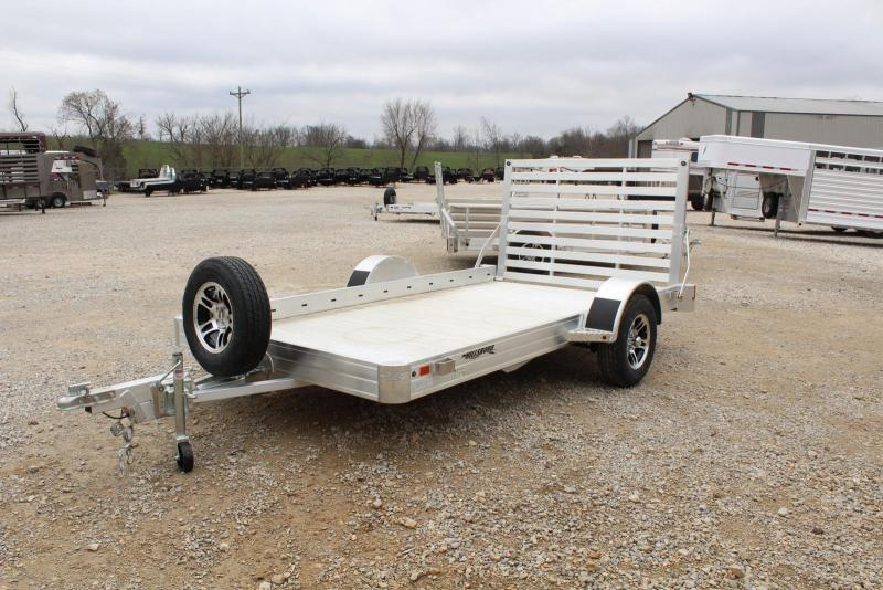 2019 Hillsboro Industries AU7812 Utility Trailer