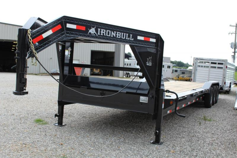 2018 Norstar ETG 36' Equipment Trailer