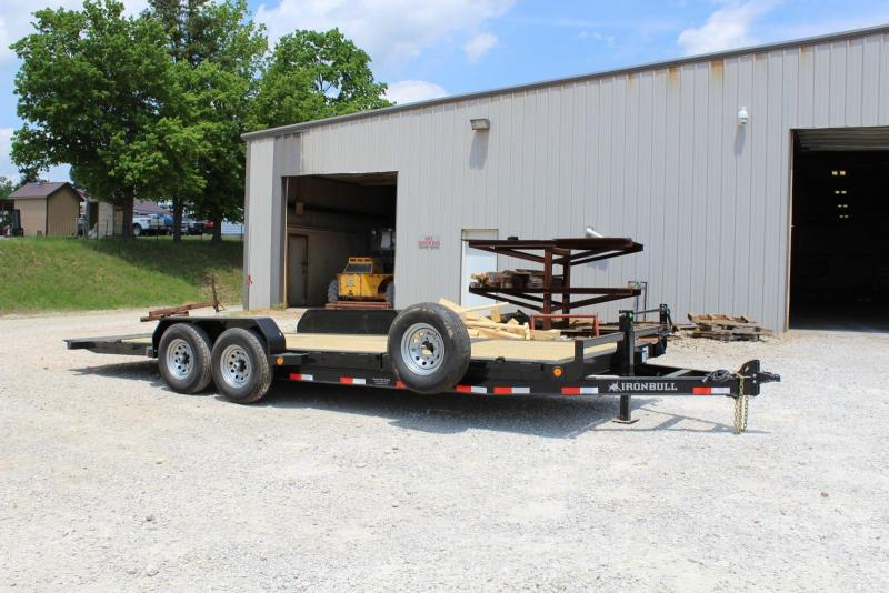 2018 Norstar TLB8322072 Equipment Trailer in Rector, AR