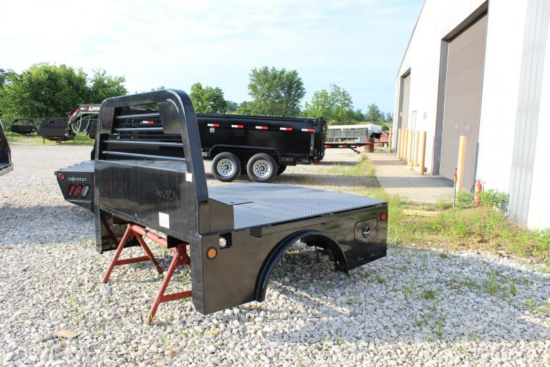 2018 Norstar ST Truck Bed