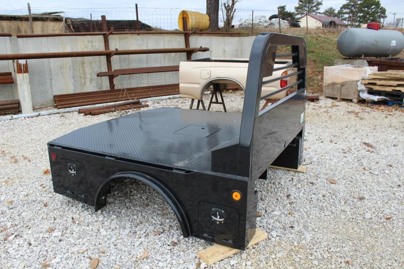 Truck Beds Mouser Steel Trailers In Mo Horse Stock Cargo