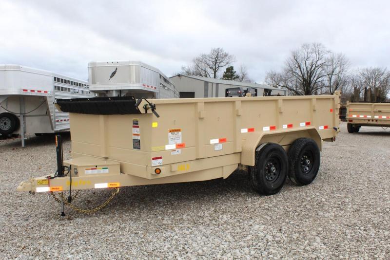 2019 Big Tex Trailers 14LX-14 Dump Trailer in Ashburn, VA