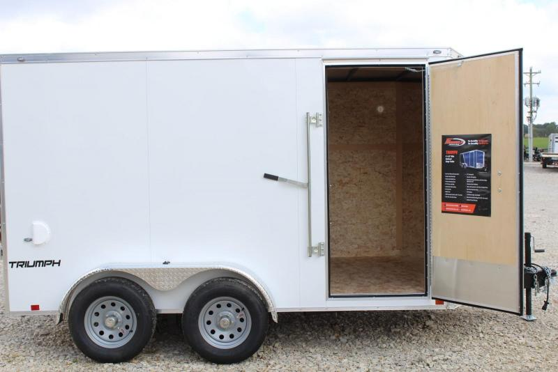 2019 Formula Trailers FSCBC7.0X12TE2 Enclosed Cargo Trailer
