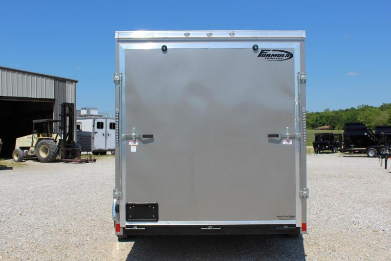 2020 Formula Trailers FSCBC7.0X16TE2 Enclosed Cargo Trailer