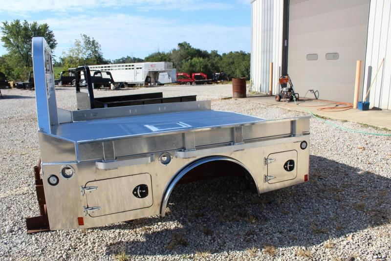 2018 Norstar AT Bed Truck Bed