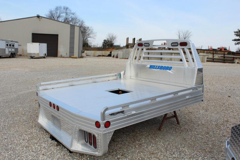 2018 Hillsboro Industries S3000 Truck Bed