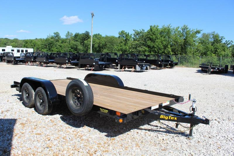 2020 Big Tex Trailers 60CH-16BK Car / Racing Trailer in Ashburn, VA