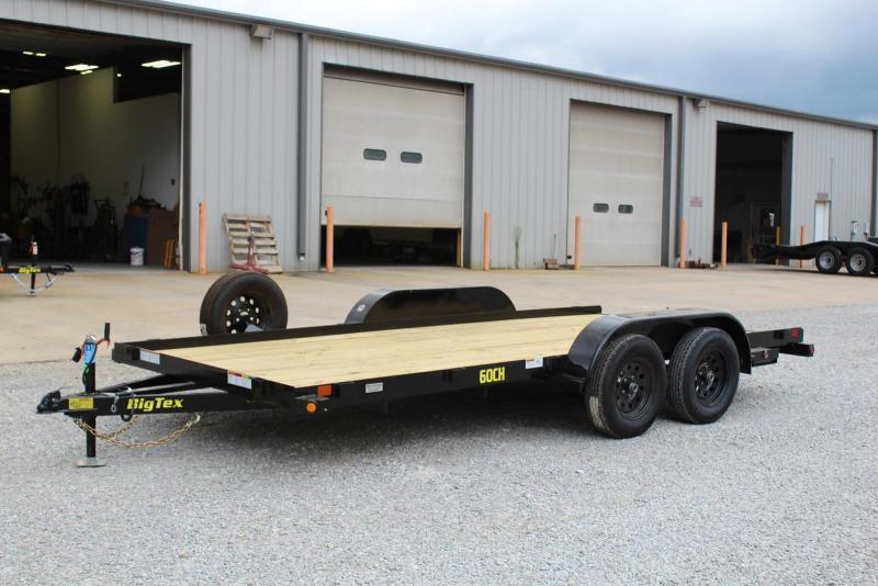 2019 Big Tex Trailers 60CH-16BK Car / Racing Trailer in Ashburn, VA