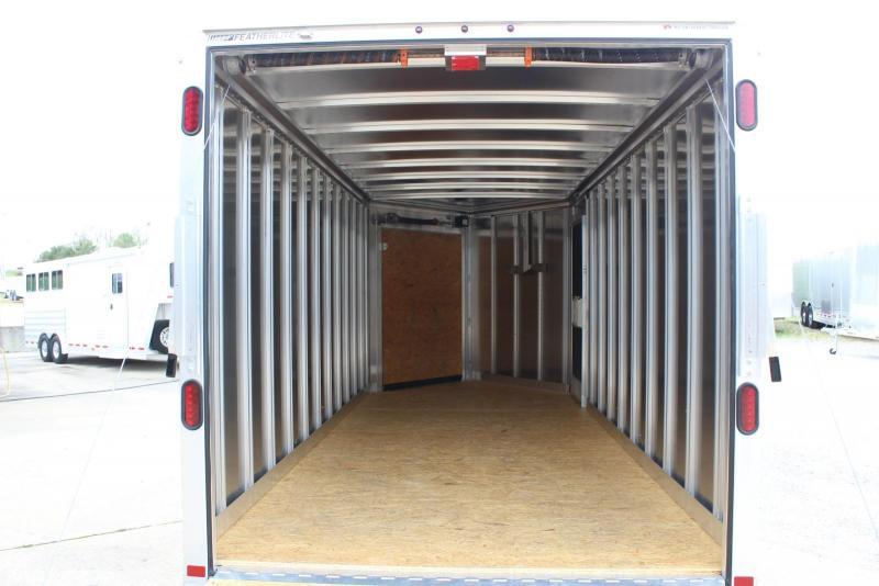 2020 Featherlite 1610-V016 Enclosed Cargo Trailer