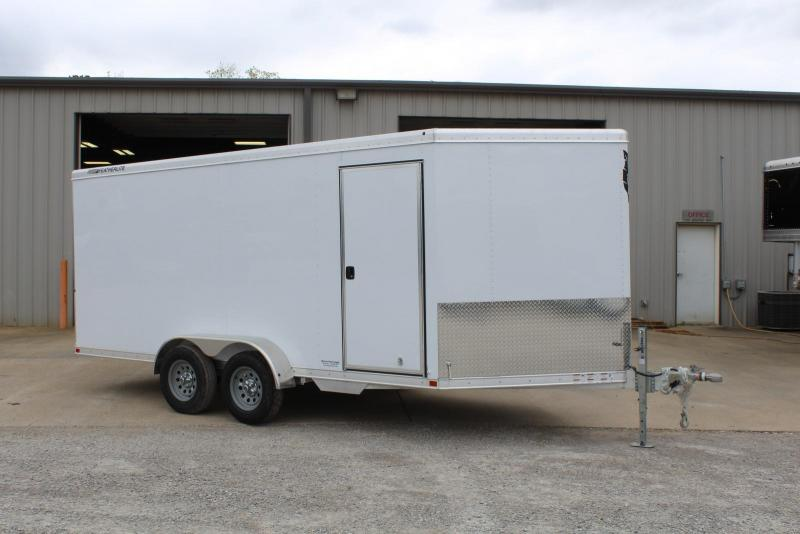 2020 Featherlite 1610-V016 Enclosed Cargo Trailer