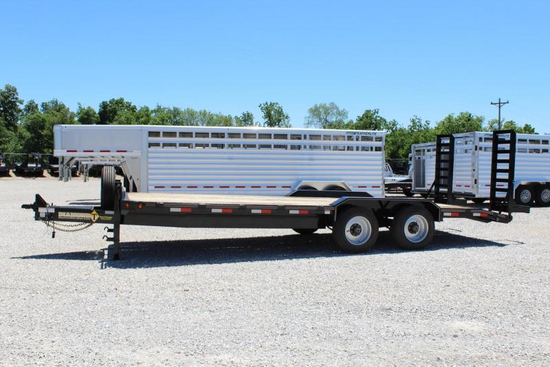 2019 Diamond T Trailers 8322SKP140-8 Equipment Trailer in Rector, AR