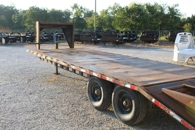 2003 Other 19+5 Flatbed Trailer