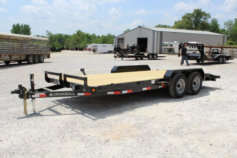 2018 Norstar ETB8318052 Equipment Trailer