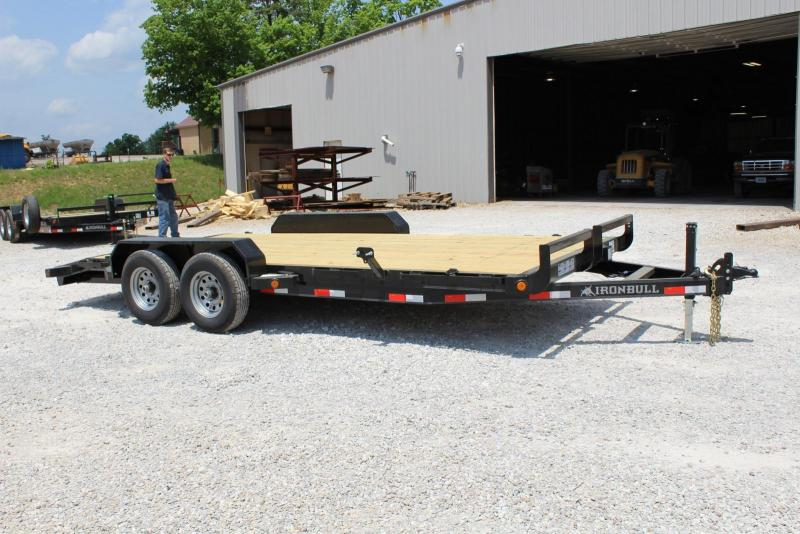 2018 Norstar ETB8318052 Equipment Trailer in Rector, AR