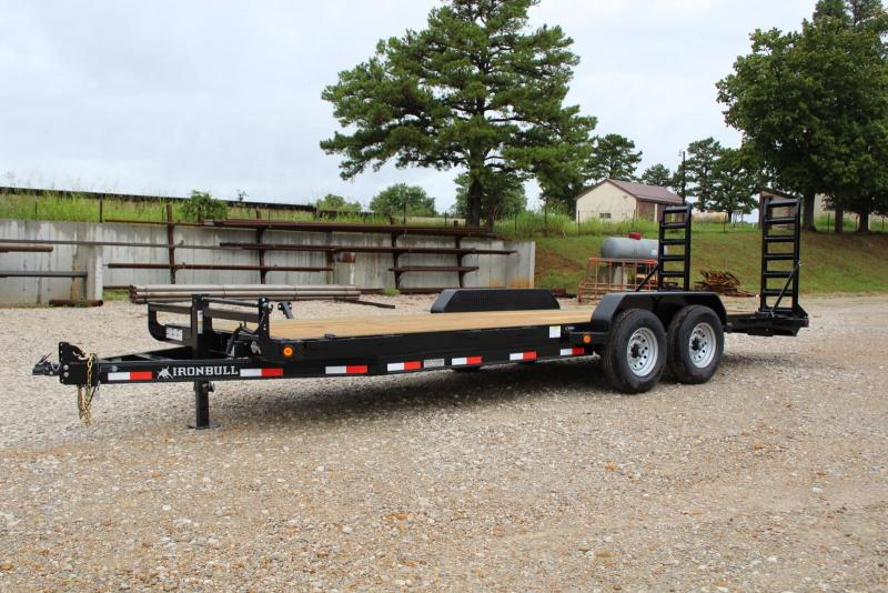 2019 Norstar ETB 83 x 22 Equipment Trailer