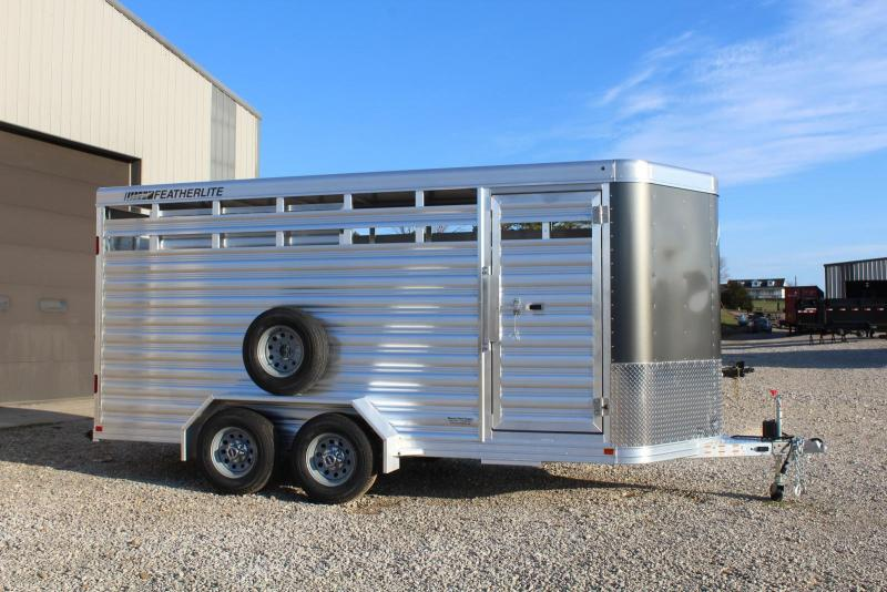 2019 Featherlite 8107-6716 Livestock Trailer in Ashburn, VA