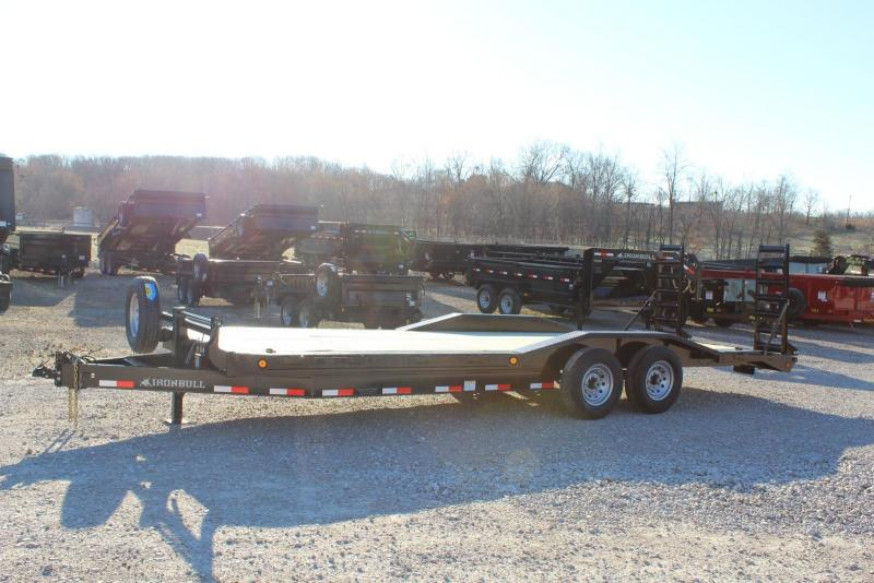 2019 Norstar ETB0224072 Equipment Trailer