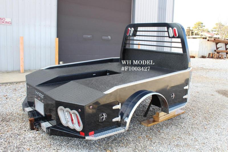 2015 Norstar WH086885603 Truck Bed