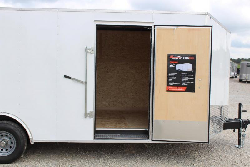 2019 Formula Trailers FSCAB8.5X20TE3 Car / Racing Trailer