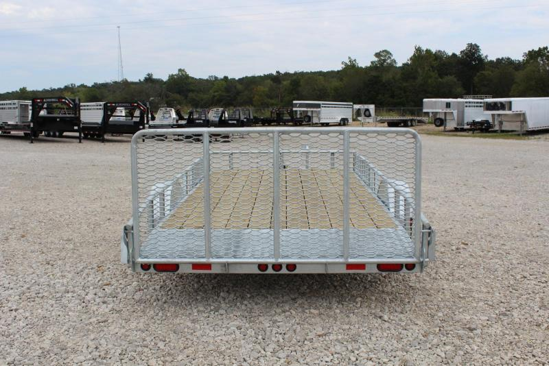 2019 Other Coyote Utility Trailer