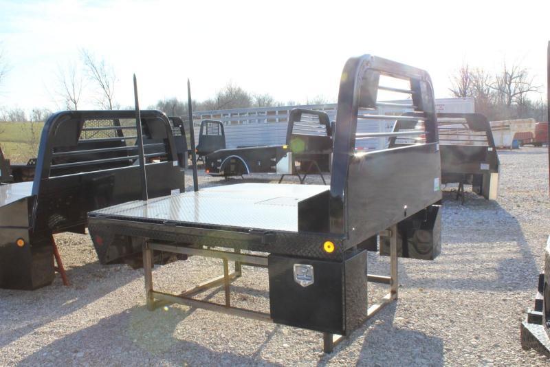 2019 Norstar SR Hay Truck Bed