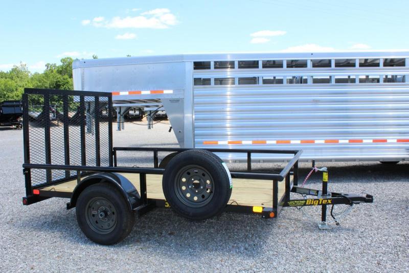 2020 Big Tex Trailers 35SA-10BK4RG Utility Trailer in MO