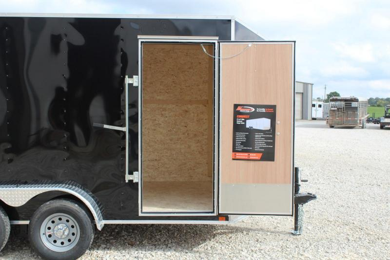2019 Formula Trailers FSCAB7.0X12TE2 Enclosed Cargo Trailer