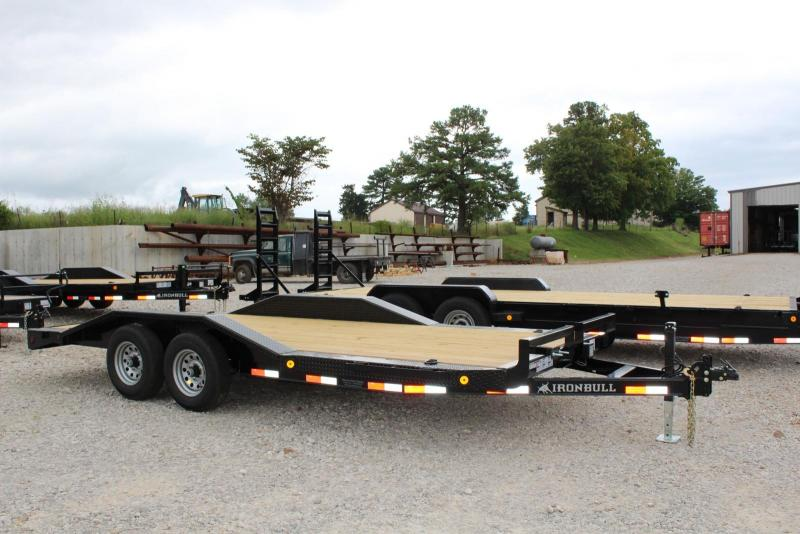 2018 Norstar ETB0218052 Equipment Trailer in Rector, AR