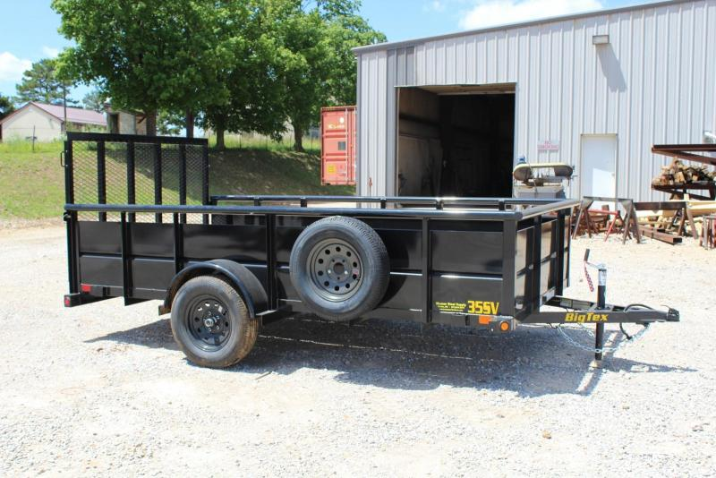2019 Big Tex Trailers 35SA-12BK Utility Trailer