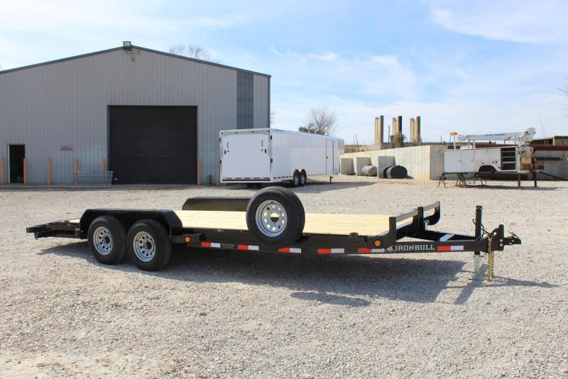2019 Norstar ETB 83x18+2 Equipment Trailer in Rector, AR