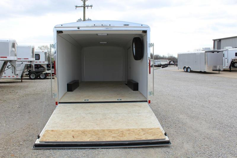 2018 Haulmark TST85X20WT3 CAR TRAILER