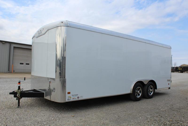 2019 Haulmark TST85X20WT3 CAR TRAILER